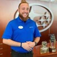 Bryan Dredla at Subaru of Las Vegas