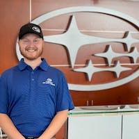 Dillon Walsh at Subaru of Las Vegas
