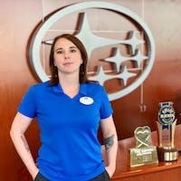 Katie Allen at Subaru of Las Vegas