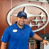 Mike Rocha at Subaru of Las Vegas