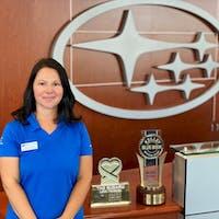 Jenny Connor at Subaru of Las Vegas