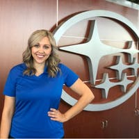 Taylor Borjesson at Subaru of Las Vegas