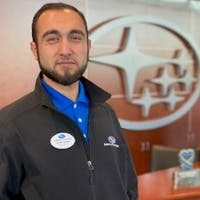 Hamid Hamidy at Subaru of Las Vegas