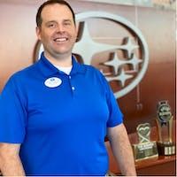 Scott  McCoy at Subaru of Las Vegas