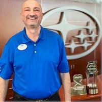 Keith Sottile at Subaru of Las Vegas