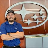 Travis Linsday at Subaru of Las Vegas