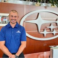 Coty Dehnert at Subaru of Las Vegas