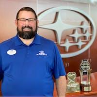 Robert Baugh at Subaru of Las Vegas