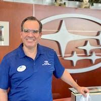 Carlos Aguilar at Subaru of Las Vegas