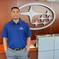 Allan Carillo at Subaru of Las Vegas