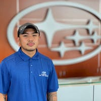 Eric De Jesus at Subaru of Las Vegas