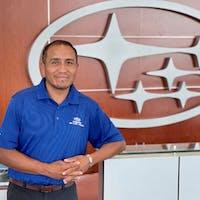 Ignacio  Rojano at Subaru of Las Vegas