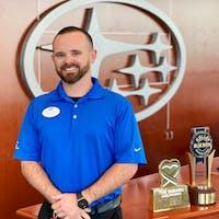Mike Nelson at Subaru of Las Vegas