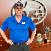 Bret Hollabaugh at Subaru of Las Vegas