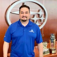 Steve  Maffioli at Subaru of Las Vegas