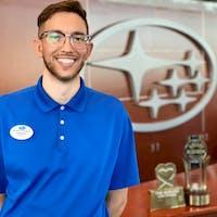 Jobe Rice at Subaru of Las Vegas