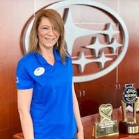 Angela Torres at Subaru of Las Vegas