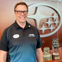 Burton Hughes at Subaru of Las Vegas