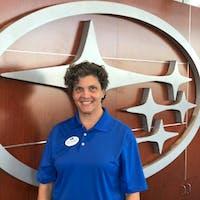 Cristi  Pupkiewicz at Subaru of Las Vegas