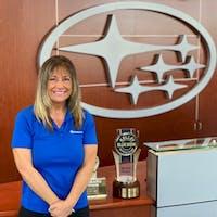 Tiffany  Tomasello at Subaru of Las Vegas - Service Center