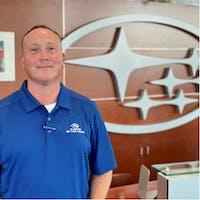 Tomas Lozano at Subaru of Las Vegas