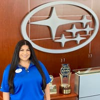 Jacqueline Soto at Subaru of Las Vegas
