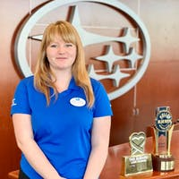Margaret  Dockstader at Subaru of Las Vegas
