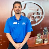Mark Durmiendo at Subaru of Las Vegas