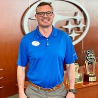 Tom  Adams at Subaru of Las Vegas