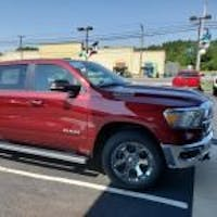 Joseph Garner at Vann Dodge Chrysler Jeep RAM