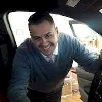 Moses  Arellano at Vann Dodge Chrysler Jeep RAM