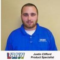 Justin Clifford at Vann Dodge Chrysler Jeep RAM