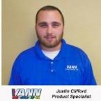 Justin Clifford at Vann Dodge Chrysler Jeep RAM