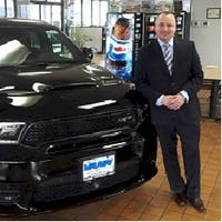 Mike Barse at Vann Dodge Chrysler Jeep RAM