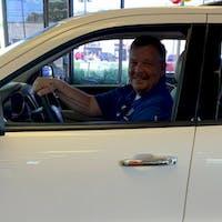 Joseph Garner at Vann Dodge Chrysler Jeep RAM