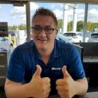 Dillon Ellsworth at Ricart Kia