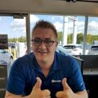 Dillon Ellsworth at RICART HYUNDAI