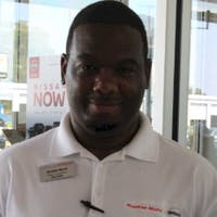 Andre Byrd at Rountree Moore Nissan