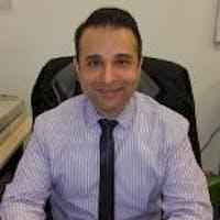 Moe Abbasi at Falcone Automotive