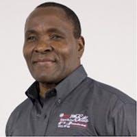 Ben Atuegwu at Jim Ellis Buick GMC Mall of GA