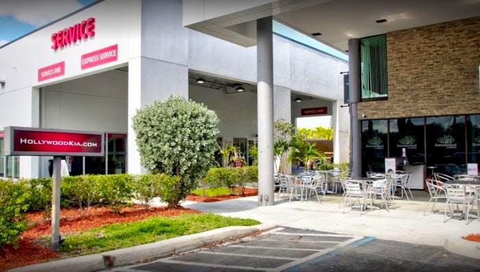 Hollywood Kia, Hollywood, FL, 33023