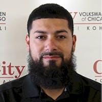 Johnny  Coria at City Volkswagen of Chicago