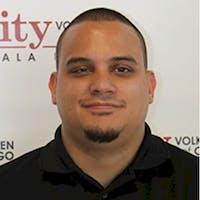 Luis  Gonzalez at City Volkswagen of Chicago