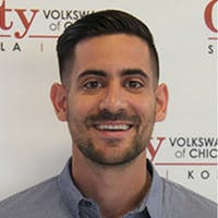 Richard Ruiz at City Volkswagen of Chicago