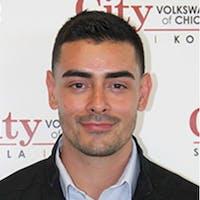 Ernie Quezada at City Volkswagen of Chicago