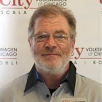 Jim Warnacke at City Volkswagen of Chicago