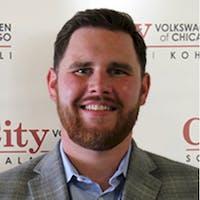 John Gordon at City Volkswagen of Chicago