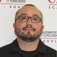 Gerardo Munoz at City Volkswagen of Chicago