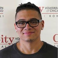 Eddie Valadez at City Volkswagen of Chicago