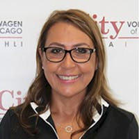 Laura V.  Torres at City Volkswagen of Chicago